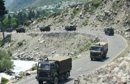 Third talks took place today to resolve border dispute between Indian and Chinese army