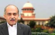 Supreme Court imposes fine of Rs 1 on Prashant Bhushan, 3 months jail for non-payment of fine