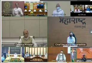 PM Modi holds meeting with chief ministers of 6 states to deal with flood situation
