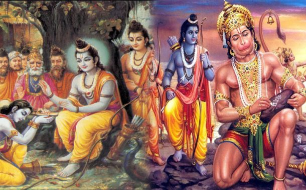 A unique temple will be built in Kashi, all the characters of Manas will be sitting with Ram-Janaki