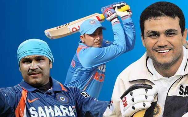 No captain of the world has been able to break the unmatched record of Virender Sehwag till date.