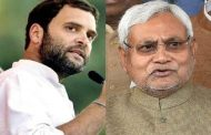 Chirag surrounds Nitish on Rahul Gandhi's PM's statement of 'effigy combustion'