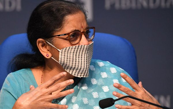 In FY 2021, 22, Nirmala asked PSUs to increase spending ....