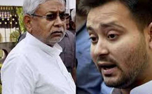 Such changing statements of Nitish and Tejashwi