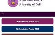 Admission to DU PG courses in 54 courses based on merit and entrance from today