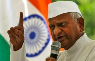 Anna Hazare announces hunger strike on farmers issue