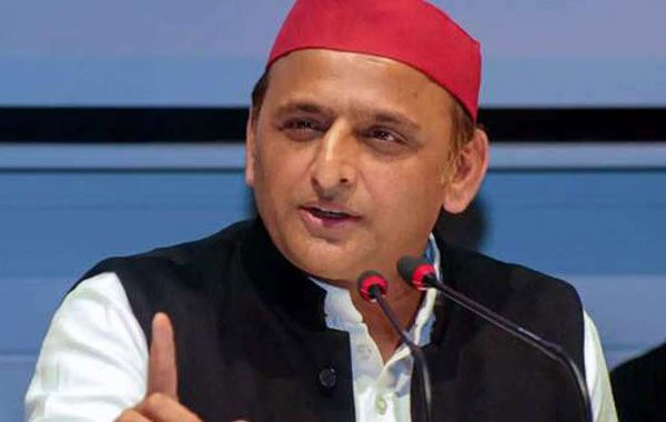 Akhilesh told BJP to be number one in lying