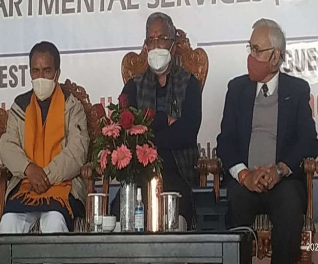 Chief Minister Trivendra Singh Rawat launches Sadaiv Doon portal, services start