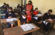 A new session of schools is starting, but studies will be done at home
