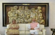PM Modi and Sheikh Hasina inaugurate 'Bangabandhu-Bapu' digital exhibition