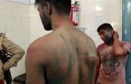 RSS worker beaten fiercely in Bareilly as an alcoholic