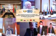 India hosts BRICS conference organized by NIA on misuse of internet by terrorists