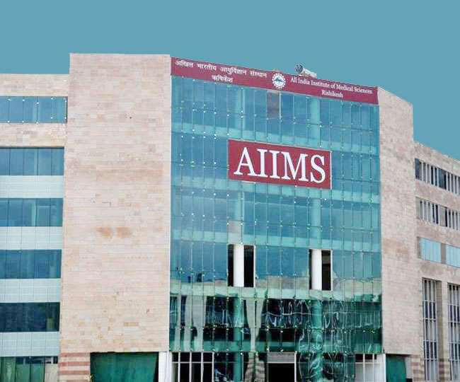 AIIMS started to improve the problem of oxygen low pressure