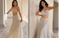 Shweta Tiwari laughed at the heart of the fans, 'Gorgeous look' in a silver lehenga