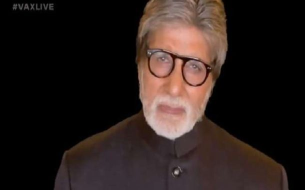 Amitabh Bachchan appeals to help India, Rs 2 crore given to Kovid Center