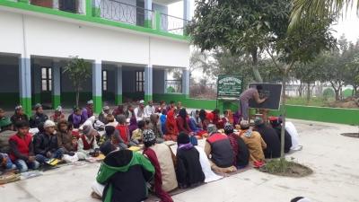 Government will train madrasa teachers for online teaching