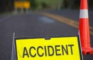 Bike riding brother sister trampled by truck, brother died on the spot