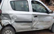 Fatehpur judge narrowly escaped road accident, judge said there was a conspiracy to kill