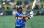 India won the first T20 match by 38 runs, Sri Lanka's last 6 wickets fell for 36 runs