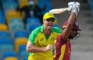 Australia thrashed West Indies in third ODI with 117 balls remaining, also won the series