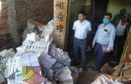 20 bundle books of council schools were sold in Chandauli to the scrap, SDM caught theft