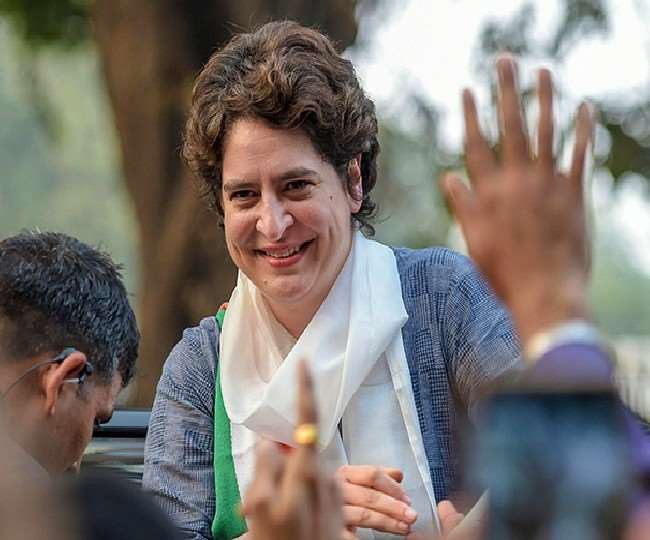 Priyanka Gandhi in Lucknow for five days from today, know the full schedule