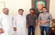 Shock to BJP in western UP, former MLA Vinod Harit joins RLD